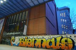 Circuit insolite... 19/42 : Biennale d'art contemporain 2009