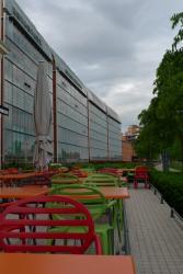 Circuit insolite... 26/42 : Le café du musée
