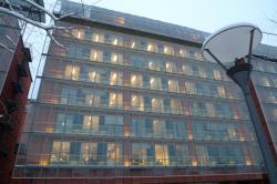 Circuit insolite... 32/42 : Immeuble de bureaux