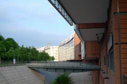 Circuit insolite... 36/42 : La Cité, côté parc