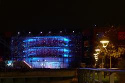 La Cité internationale, Fête des Lumières 2011