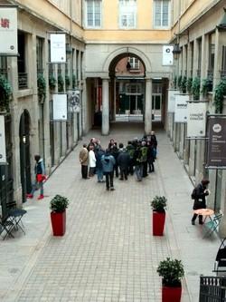 Passage Thiaffait Lyon 1er arrondissement.