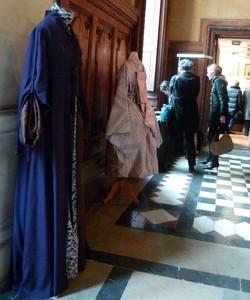 Robes de créateurs lyonnais.