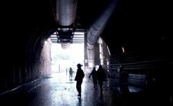Aucun titre, tunnel de la Croix-Rousse