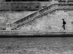 Rejoindre l'eau 11/12 : A pieds