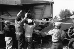[2e Fête de la batteuse à Francheville (1989)]