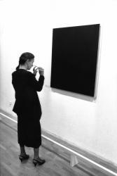 """[Octobre des arts (1988). """"La couleur seule, l'expérience du monochrome""""]"""
