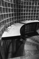 [Salle de bains de la Tour Rose (René Coquaz, artisan)]