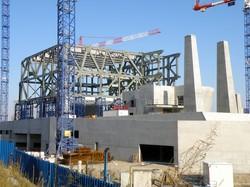 Le musée en construction (2)