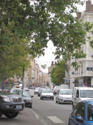 Quartier Grandclément, rue Jean Jaurès