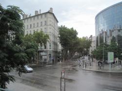 Cours de la Liberté, juillet 2011