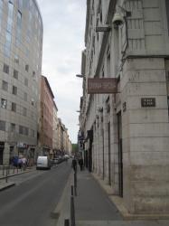 Place Gabriel Péri, rue Paul Bert : la Guillotière