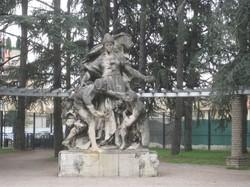 Le parc Georges Bazin
