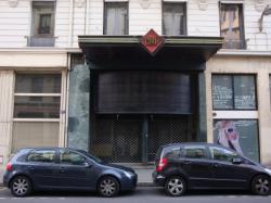 Le C.N.P. Odéon fermé