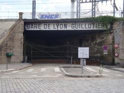 Gare Guillotière