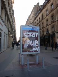 Stop Pub Rue Victor Hugo 69002
