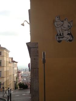 Rue Claude Pouteau