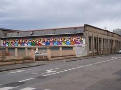 Friche, rue Feuillat