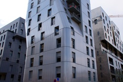 Bâtiment d'architecte