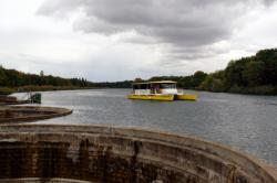 Bateau sur le fleuve