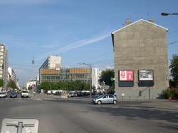 Construction de la médiathèque du Bachut