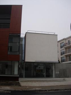 Construction de la bibliothèque du Point du jour