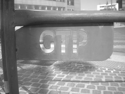 Calligraphie urbaine : GTP