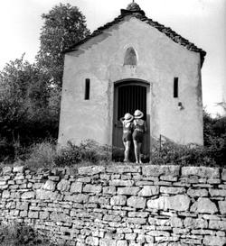 La chapelle de Villemoirieu à Crémieu