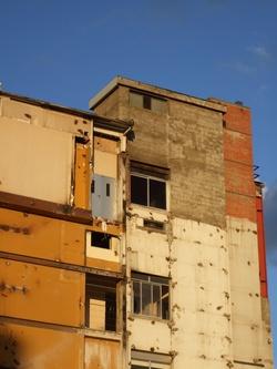 Lyon : l'ancien bâtiment de la clinique Sainte-Anne