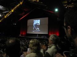 Festival Lumière : Halle Tony Garnier