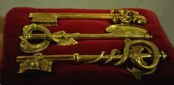 Les clés de la cité de Lyon