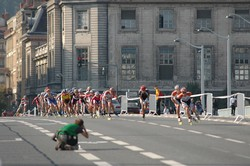 Roller Cup in Lyon, 2008