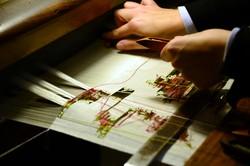 La Maison des canuts à la Croix-Rousse (Lyon 4e) : métier à tisser