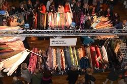 Marché des soies au Palais du Commerce (Lyon 2e)