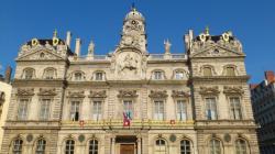 La façade de L'Hôtel de Ville