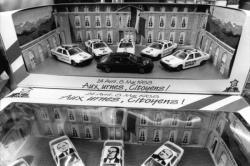 """[Election présidentielle de 1988. Coffret """"Elysée 88""""]"""