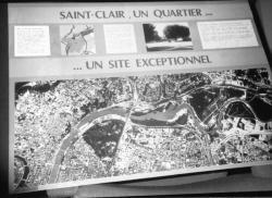 [Saint-Clair, un quartier... un site d'exceptionnel]