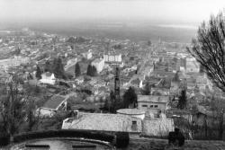 [Vue panoramique sur Miribel (Ain)]
