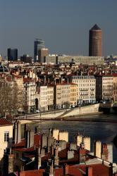 [Panorama de la ville de Lyon]