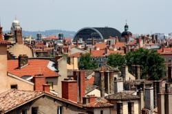 [Les toits de Lyon]
