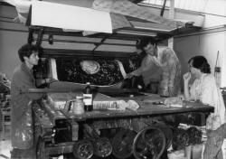 [Atelier de l'Union régionale de développement de la lithographie d'art (Urdla)]