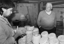 [Atelier de poterie Milon à Dieulefit (Drôme)]