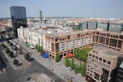 [Les toits du 3e arrondissement et de Villeurbanne]