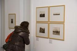 """[Visite de l'exposition """"Les Sudres, une famille de photographes""""]"""