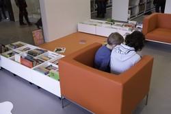 [Espace jeunesse de la bibliothèque du 5e arrondissement Point du Jour]