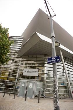 [Bibliothèque de Vaise, 9e arrondissement]