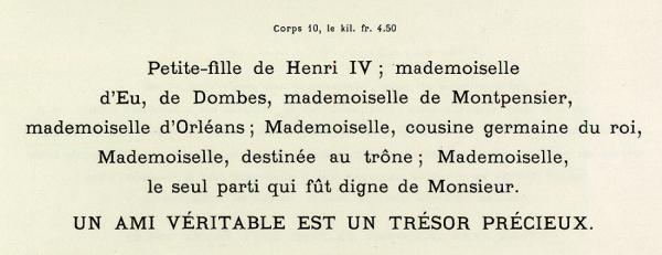 Latines Turlot. Exemple  n° 1