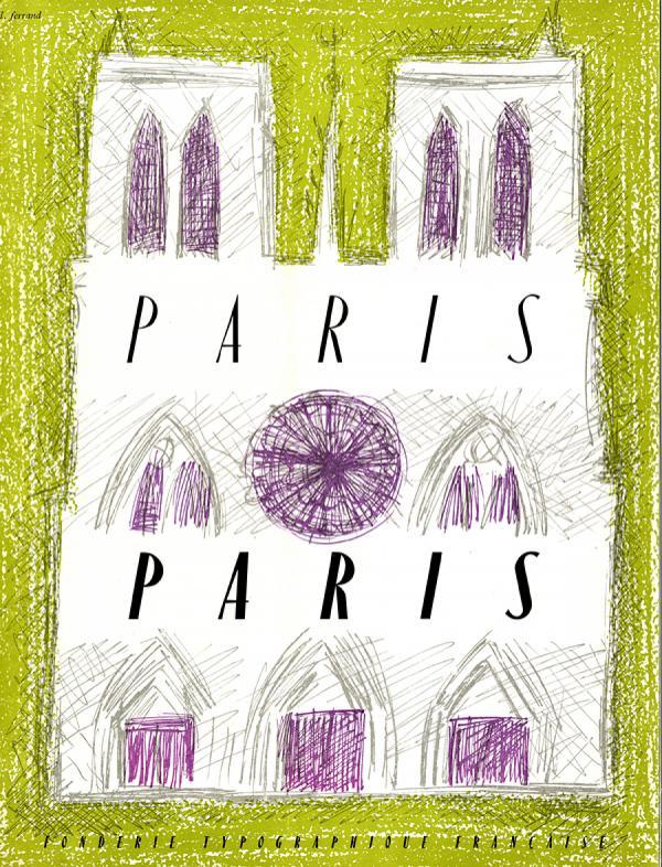 Paris. Exemple  n° 13