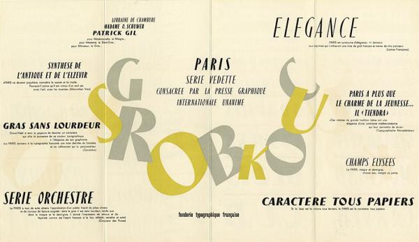 Paris. Exemple  n° 14