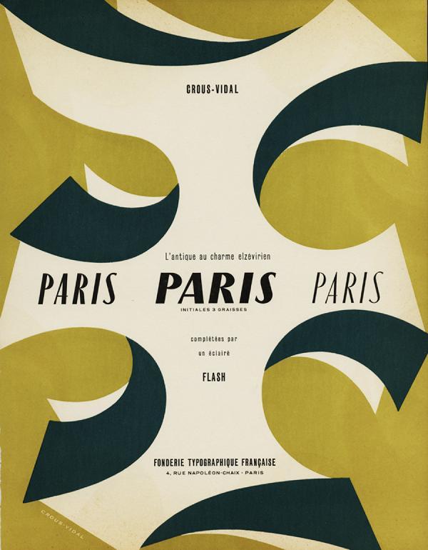 Paris. Exemple  n° 15